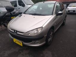 Peugeot 206 2008 *financiamos *pego moto