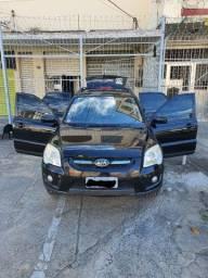 KIA SPORTAGE 10/10 GNV/ GASOLINA AUTOMÁTICO
