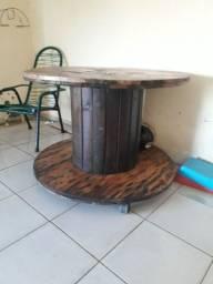 Mesa de caretel