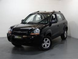 Hyundai Tucson Gl 2.0 Gasolina Preto