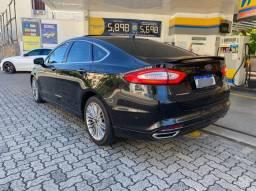 Ford fusion Titanium Plus AWD - mais novo a nível Brasil