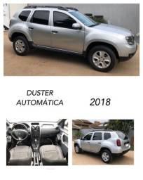 Título do anúncio: DUSTER AUTOMÁTICA