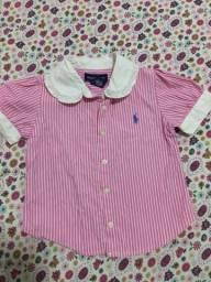 Camisa ralfh Lauren original  infantil