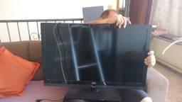 Título do anúncio: Tv slim 32 polegadas AOC