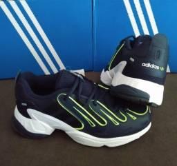 Título do anúncio: Tênis Adidas Originals Gazelle EQT Tam-38 (original / novo)