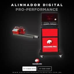 Alinhamento Digital I Machine-Pro I Equipamento Novo