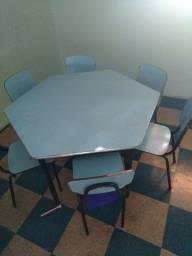 Título do anúncio: Mesas e cadeiras escolar