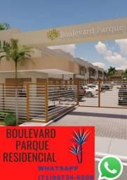Título do anúncio: Boulevard Parque Residencial - Apartamento com 2/4 + suíte 59m²<br><br>
