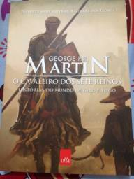 Livro o cavaleiro dos sete reinos