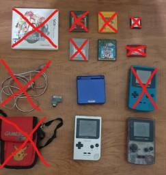 Pack Game boy (e mais)