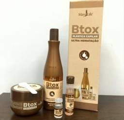 Btox ultra hidratação