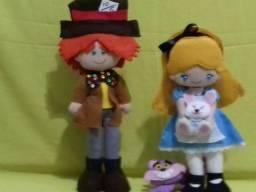 Alice e o chapeleiro