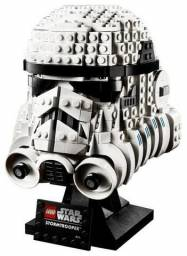 Lego capacete stormtrooper