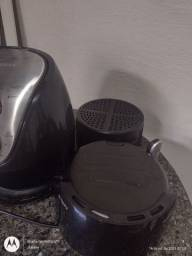 Fritadeira elétrica semi nova