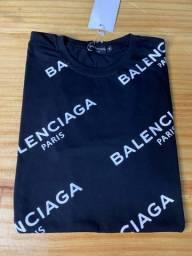 Camisa Balenciaga Paris