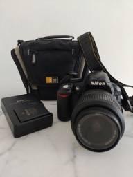 Título do anúncio: Câmera semi profissional Nikon