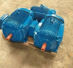 Motor eletrico 100 cv 6 polos