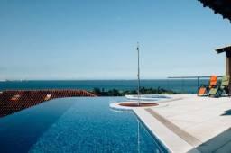ES- Luxuosa casa na praia da costa