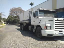 Scania 142 V8 trucado 12 marchas aceito troca