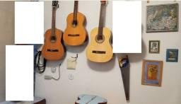 Título do anúncio: Violão iniciante / estudante lindos completos prontos para tocar a partir de 120,00