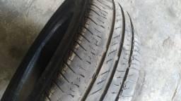 Título do anúncio: Vendo dois pneus usados 185/65 R15 e 185/60 R15