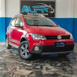 Vw - Volkswagen CrossFox 1.6  Flex / 2012 Completo  !! Pouco Rodado