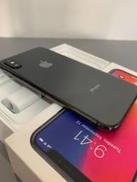 iPhone X 256G Preto