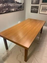 Título do anúncio: Mesa de jantar 2,15 x 1,05
