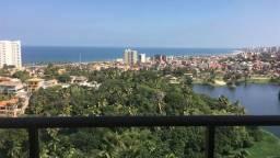 3 Suítes Mais Home Office 114m Vista Mar - Condomínio Clube Parque Tropical