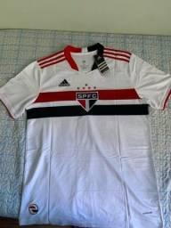 Camisa São Paulo 21/22 - Personalizada (Pedro - 10)