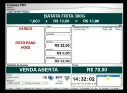 Título do anúncio: sistema fiscal   e nao fiscal para empresas que precisam de nota eletronica cupom NFC-e