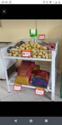 Título do anúncio: Vendo expositor de frutas