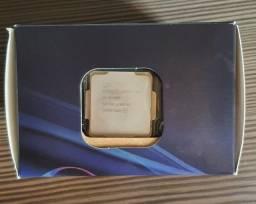 Processador Intel Core i5-9400F Coffee Lake + cooler original (perfeito estado, na caixa)