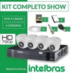 Câmeras de segurança da Intelbras 10101010 jjjjjhajna
