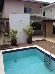 Casa moderna, 4 quartos piscina privativa, condomínio fechado com portaria 24h