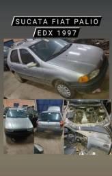 *SUCATA* Fiat Palio EDX 1997 - Somente Peças