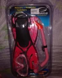 Kit de mergulho infantil Seasub