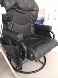 Título do anúncio: Cadeira do papai reclinável