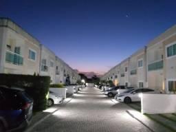 Dupléx em condomínio fechado no Eusébio para locação