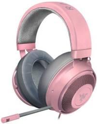 Headset Razer Kraken Quartz Rosa RZ04-02830300-R3M1
