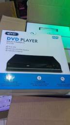 Título do anúncio: DVD PLAYER MULTIMÍDIA KP-D120.