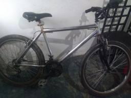 Bike aro 26 cromada leia descrição