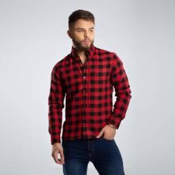 Título do anúncio: Camisa Xadrez Flanela direto de fábrica