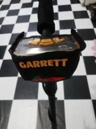 Detector Garret ace250 a prova d'água 1metro