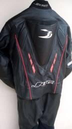 Macacao motociclista Joc Tm 50,2pecas