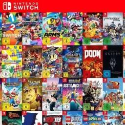 Jogos de Nintendo Switch!