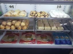 Balcão de padaria seco