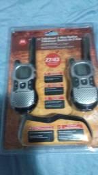 Radio comunicador Motorola novo na caixa