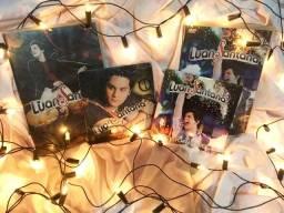 Coleção CD's e DVD's Luan Santana