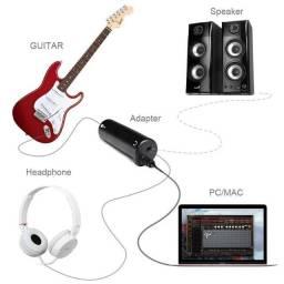 Adaptador Conversor De Guitarra Android